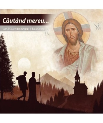Cautând mereu - CD audio